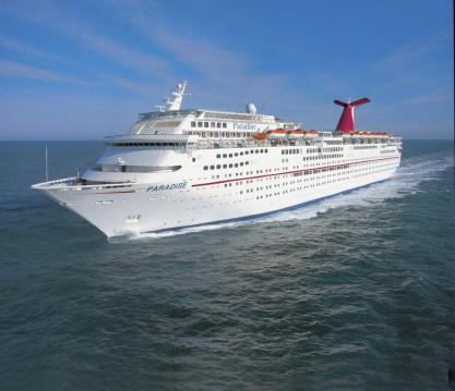 Carnival - Carnival cruise ship history